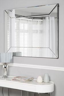 Bevel Large Mirror