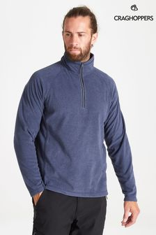 Craghoppers Blue Corey HZ Fleece