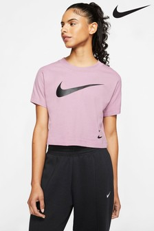 T-shirt court Nike Swoosh