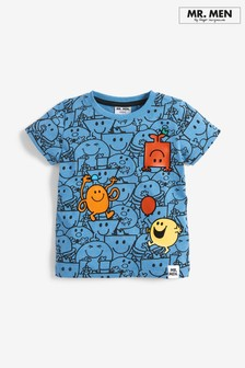 Mr Men All Over Print T-Shirt (3mths-8yrs)