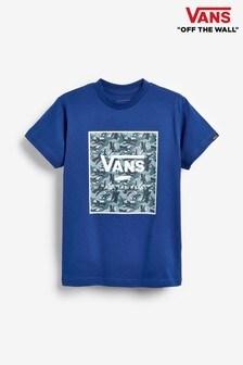 Vans Jungen T-Shirt mit quadratischem Print