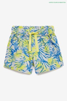 Benetton Multi Print Shorts