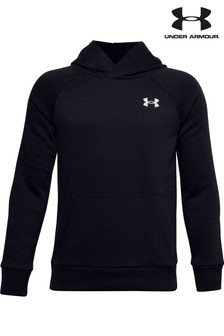 Under Armour Boys Rival Cotton Blend Hoodie