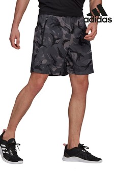 adidas Shorts mit Camouflage-Muster