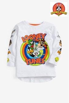 Looney Tunes Long Sleeve T-Shirt (3mths-8yrs)