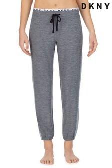 DKNY灰色慢跑運動褲
