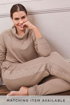 Велюровые спортивные брюки