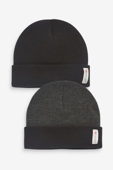 Thinsulate™ Beanies Two Pack