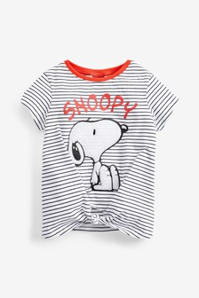 Snoopy Licence T-Shirt (3-16yrs)