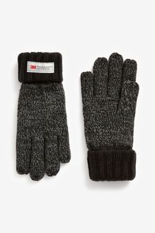 Mixed Yarn Thinsulate™ Gloves (Older)