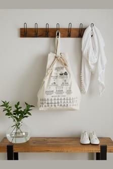 Laundry Rules Laundry Bag