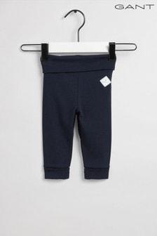 GANT Baby Lock Up Organic Cotton Trousers