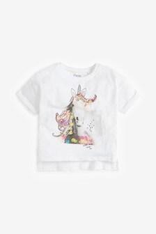 Sequin Unicorn T-Shirt (3-16yrs)