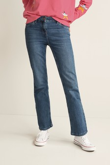 Vaqueros boot cut