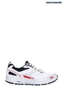 Skechers® White Go Run Consistent Vestige Trainers