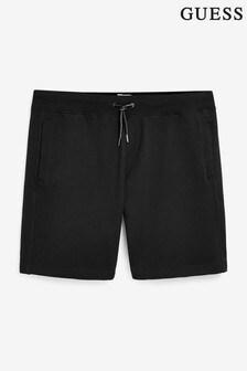Guess Black Nigel Regular Sweat Shorts