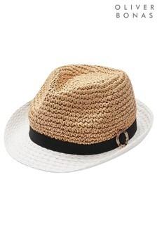 Oliver Bonas Trilby Hat