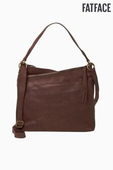FatFace Brown Scarlett Shoulder Bag