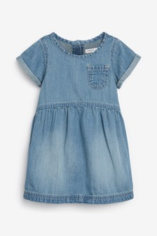 Šaty s vreckom (3 mes. – 7 rok.)