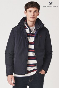 Crew Clothing Blue Langdale Jacket