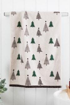 Scandi Trees Towel (872857) | $12 - $26