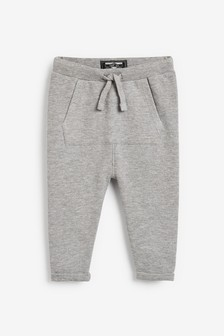 Легкие трикотажные спортивные брюки (3 мес.-7 лет)