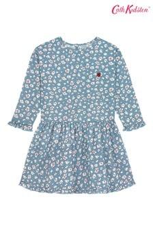 Vestido de manga larga con diseño lavado de florecitas de Cath Kidston®