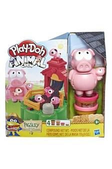 Play-Doh Animal Crew Pigsley & Her Splashin' Pigs