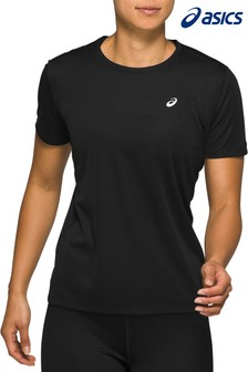 Asics Womens Black T-Shirt