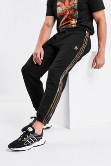 adidas Originals 迷彩 3 ストライプ ジョガー