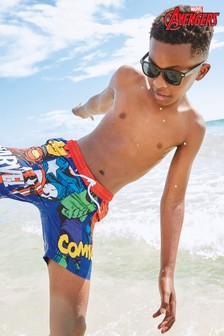 Marvel® Avengers Swim Shorts (3-12yrs)