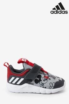 adidas Train RapidaFlex Mickey Mouse™ Turnschuhe für Kleinkinder, Grau/Weiß