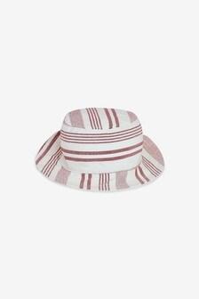 Pásikavý rybársky klobúk (0 mes. – 2 rok.)