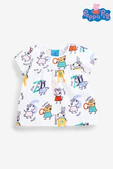 Хлопковая футболка (3 мес.-7 лет)