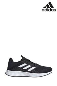 Черные кроссовки для бега adidas Duramo SL