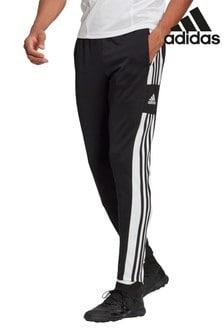 Adidas Black Squadra 21 Joggers (875476) | $48