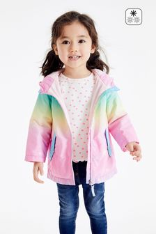 Rainbow Unicorn Cagoule (3mths-7yrs)