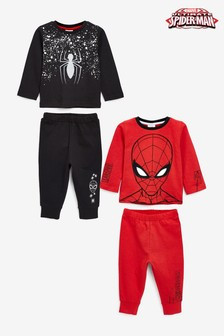 2 Pack Snuggle Pyjamas (9mths-10yrs)