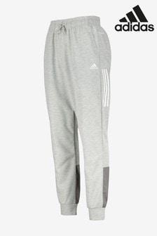 מכנסי טרנינג של adidas דגם ColdRDY בצבע אפור