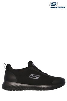 Skechers® Black Squad Sr Shoes