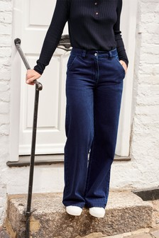 Emma Willis Wide Leg Jeans