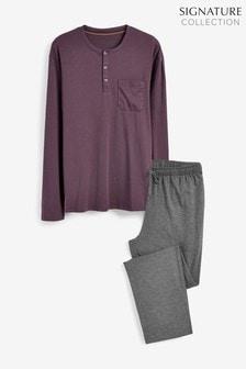 Коллекционный пижамный комплект