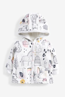 Fleece Lined Character Jacket (0mths-3yrs)
