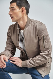 MA1 Cotton Bomber Jacket