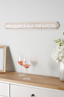 Kitchen Wall Plaque