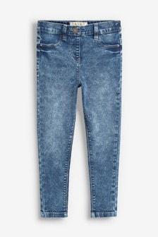 牛仔貼腿褲 (3-16歲)
