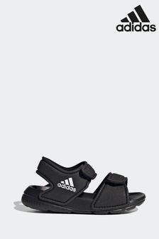 Черные сандалии для малышейadidas AltaSwim