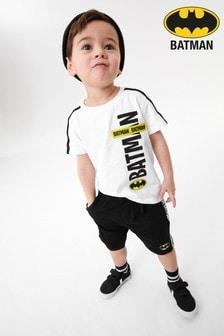 Batman® T-Shirt And Short Set (3mths-8yrs)
