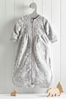 Fleece Stars 2.5 Tog Sleep Bag