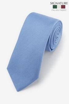 עניבה 'Made In Italy' של Signature
